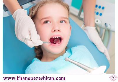 پیشگیری از نامرتبی های دندانی در کودکان