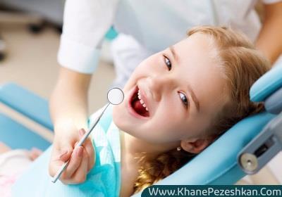 وظائف دندانپزشک کودکان و زمان مراجعه به آن ها