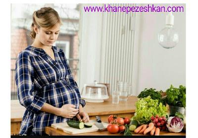 خوراکیهای خطرناک دوران بارداری