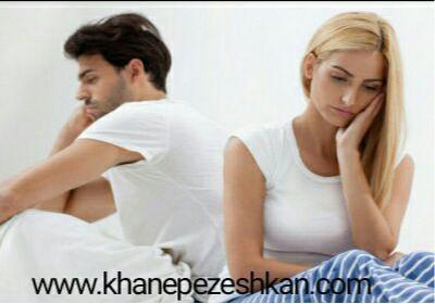 دلایل بی میلی خانمها از روابط جنسی