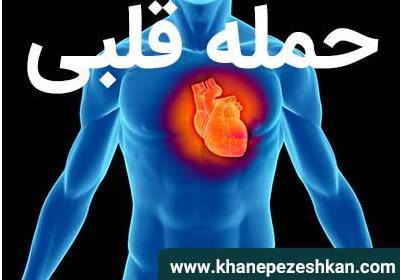 علائم حمله قلبی