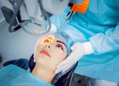 نکات قبل و بعد از عمل جراحی چشم