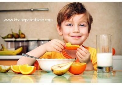 باید و نبایدهایی برای مصرف میوه در کودکان