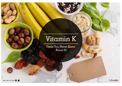 ویتامین K حقایقی که از آن بی خبرید