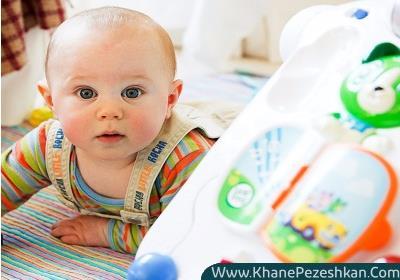 روشهای تکامل و تقویت بینایی و دید نوزادان، خردسالان و کودکان