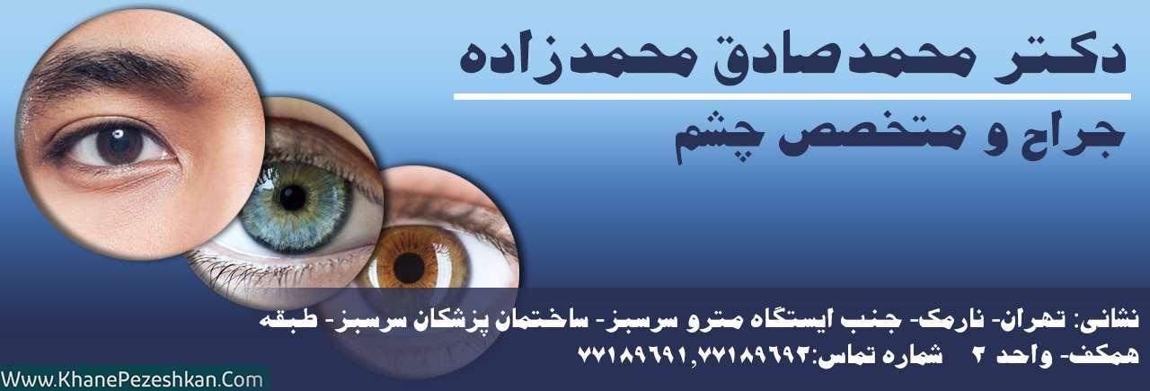 دکتر محمد صادق محمد زاده