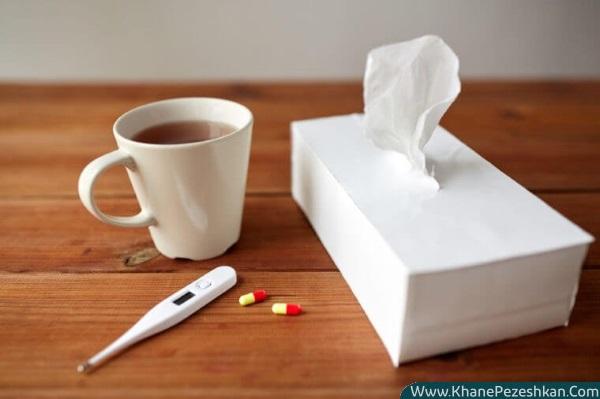 چه زمانی بیماری شما خطرناکتر از یک سرماخوردگی ساده است؟