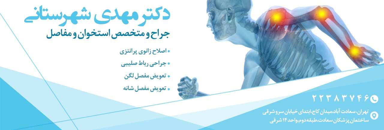 دکتر مهدی شهرستانی