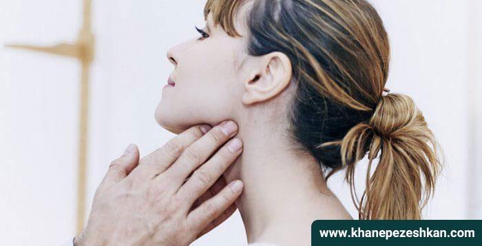 چگونه تورم غدد لنفاوی را درمان کنیم