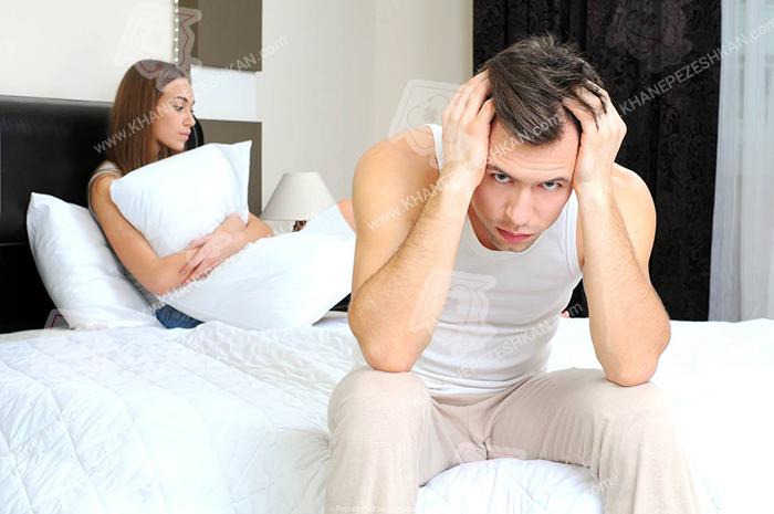 مشکلات جنسی در مردان و درمان آن