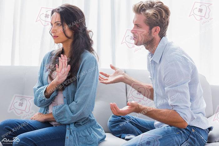 8 راه برای مقابله با خشم همسر