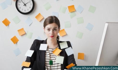 7 روش و نکته برای رفع استرس و حفظ آرامش در کار و زندگی