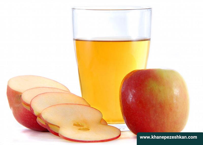 اثرات سرکه ی سیب بر کلسترول
