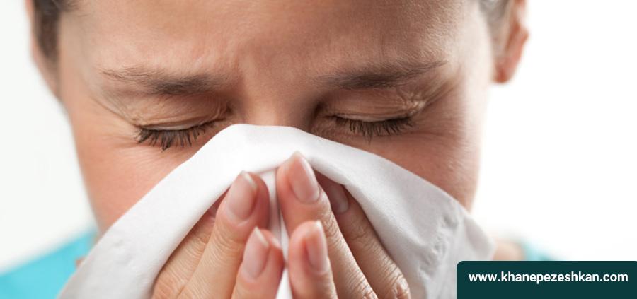 علائم شایع سرماخوردگی