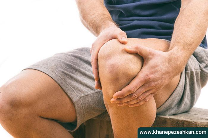 درمان زانو درد با روش های خانگی