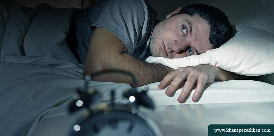 وقتی به بی خوابی دچاریم چه کنیم؟