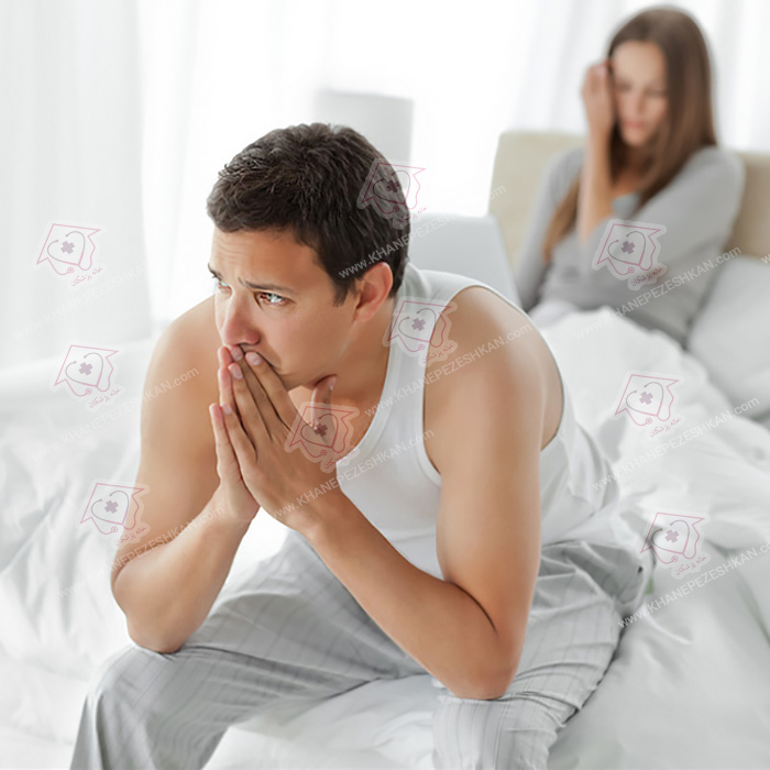 علل ناباروری در مردان