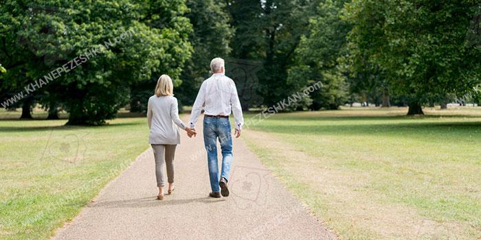 پیاده روی روزانه با فواید باورنکردنی