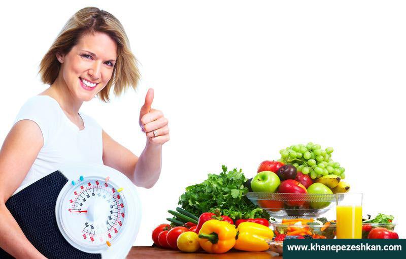 اضافه وزن به روش سالم